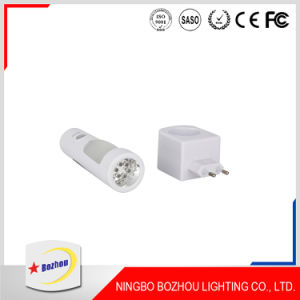 Wholesale White Motion Sensor Mini Night Light LED Kids pictures & photos