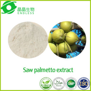 Wholesale Saw Palmetto Extract Power for Men Prostate Health pictures & photos