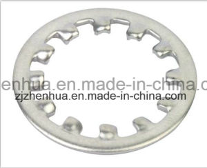 Internal Toothed Lock Washer DIN6797 J (Factory) pictures & photos