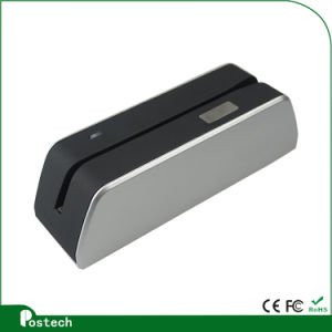 Mini Magnetic Strip Swipe Card Reader Writer Msrx6 pictures & photos
