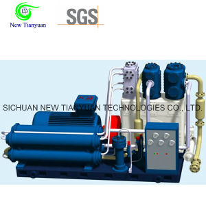 Hydrogen Gas Compressor for Hydrogen Production System