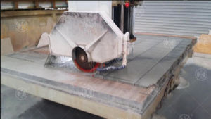 Zdqj-700 Stone Processing Machine, Bridge Cutting Machine pictures & photos