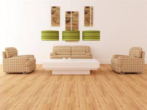 12mm AC3 Pressed Beveled Edge Lamate Flooring pictures & photos