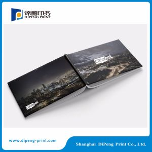 Hard Cover Paper Catalogue with Oil Varnished pictures & photos