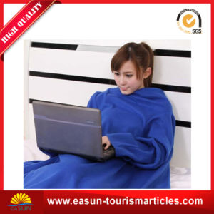 Softtextile Adults TV Blanket with Sleeves pictures & photos