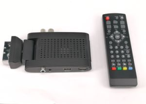 Mini Scart HD DVB-T2 H. 265 Receiver pictures & photos