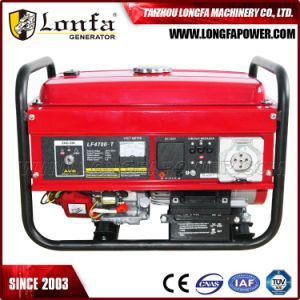 3 Phase 400V 3kw Gasoline Generator for Honda pictures & photos