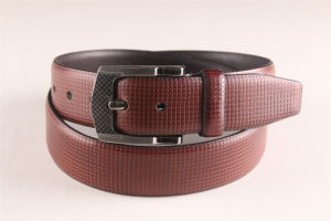 Fashion Men' S Genuine Leather Belts pictures & photos