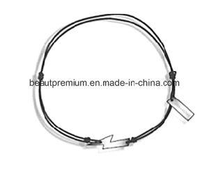 Imitation Rhodium Fashion Jewelry Bracelet with Lightning Shaped Pendant BPS049 pictures & photos