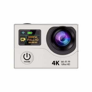 "4k Action Camera Ultra 1080P HD WiFi Sport Video Camera 170d Wide Angle 2"" Dual Screen 30m Waterproof WiFi Cam pictures & photos"