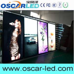 P2.5 Indoor Store Human Height Shopping Guide Video LED Display
