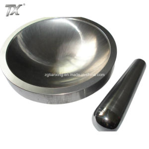 Tungsten Carbide Martor and Pestle for Chemical Industry Lab pictures & photos