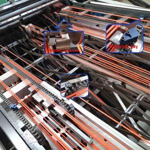 Carton Automatic Cardboard to Cardboard Laminator Machine pictures & photos