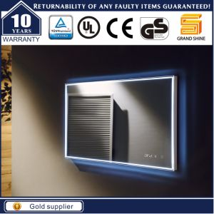 UL Approved LED Lighted Backlit Bathroom Mirror for Hotel pictures & photos