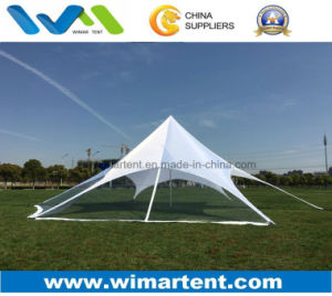 Heavy Duty Star Shade Camping Tent with Clear Wall Panels pictures & photos