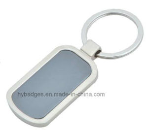 Shield Shape Keychain Tag, Die-Casting Keychain (GZHY-KA-017) pictures & photos