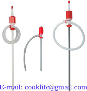 Plastic Manual Siphon Oil Fuel Chemicals Liquids Fluids Transfer Pump pictures & photos