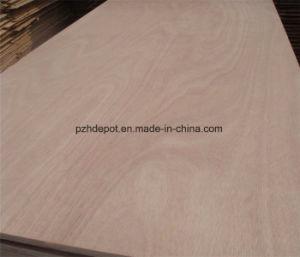 Commercial Okoume/Bintangor/Pine/Birch/Keruing Plywood pictures & photos