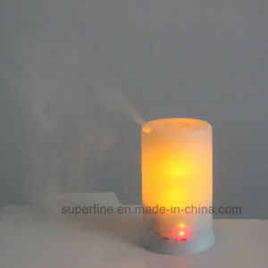 USB Charger Essential Oil Multicolor Lighting Plastic LED Diffuser with Cool Mist pictures & photos