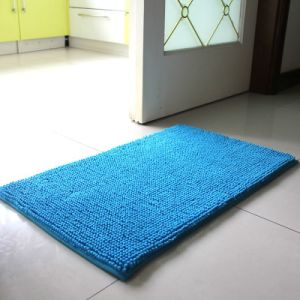 Short Pile Chenille Anti-Slip Base Door Mat