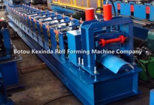 Ridge Cap Roofing Profile Forming Machine pictures & photos
