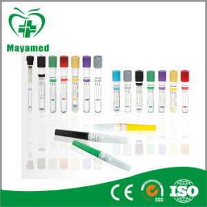 My-L013 Yellow Color Vacuum Blood Collection Serum Tube pictures & photos
