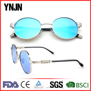 High End Small Round Sun Glasses for Men Women (YJ-F83487) pictures & photos