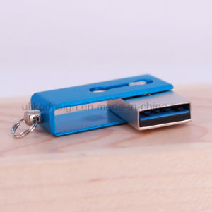3.0 Metal Mini DIY OTG USB Flash Disk High Quanlity Classic Packing (3.0 OTG-104) pictures & photos