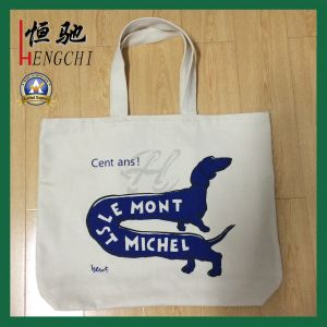 100% Cotton Canvas Shopping Tote Advertising Grocery Bag pictures & photos