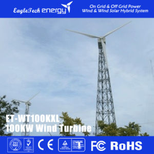 100kw Big Power Wind Turbine Wind System Wind Generator Wind System