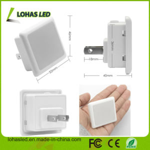 New Product 0.3W LED Night Light with Automatic Light Sensor pictures & photos