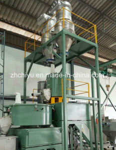 Automatic Feeding System for PC PP PE Hollow Lattice Sheet Extruder Machinery pictures & photos