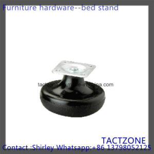 Hot Sale Furniture Hardware Modern Hot Nylon Bed Stand Caster pictures & photos
