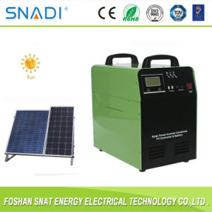 500W/24V off Grid Portable Solar Energy Power System for Home pictures & photos