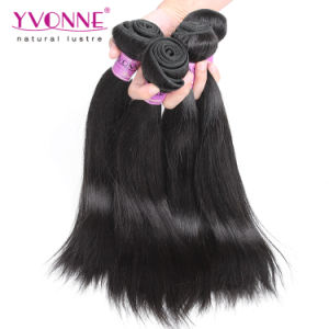 Unprocessed Human Hair Extension Grade 7A Brazilian Virgin Hair pictures & photos