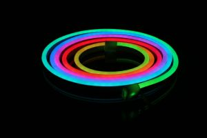 One Bin Only Pixel Chasing LED Neon Flex Light with DMX512 pictures & photos