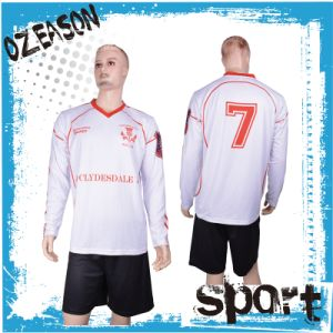 Custom Made Long Sleeve Goalkeeper Soccer Wear Wholesale Supplier pictures & photos