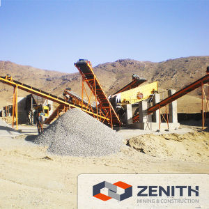Zenith Large Capacity Quarry Plant, Stone Quarry Plant for Sale pictures & photos