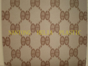 PU Decorative Leather for Handbag (HL48-01) pictures & photos