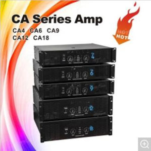 Ca Series Audio Speaker Professional Outdoor Performance Power Amplifier pictures & photos