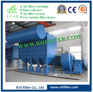 Ccaf Vertical Install Cartridge Dust Collector for Industrial Air Cleaning pictures & photos