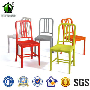 Durable Colorful Plastic Navy Chair Leisure Chair (AT-311)
