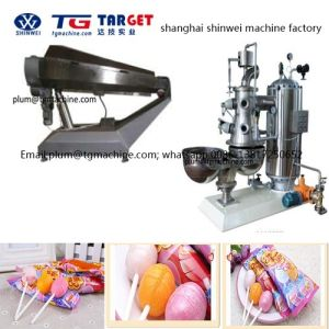 Yt 400 Lollipop Line Ball with Gum Fillingmachine Line pictures & photos