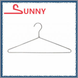 Simple Shape Wire Hanger for Garment