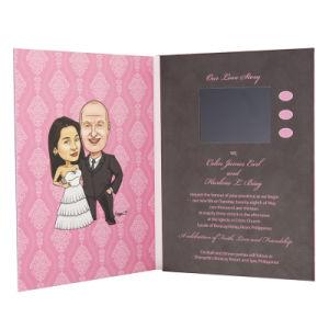 Video Wedding Invitation Card