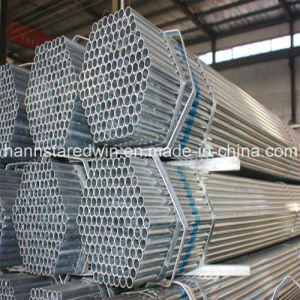 Top Quality Galvanized Steel Pipe&Tube Supplier pictures & photos