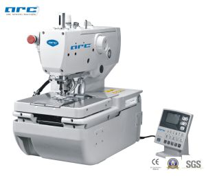 Computer-Controlled, Eyelet Buttonholing Sewing Machine (AC-9820-02)