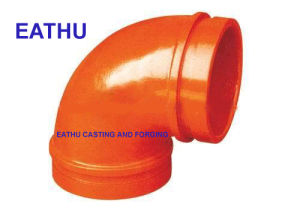 FM/UL Ductile Iron Grooved Pipe Fittings pictures & photos