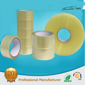20 Years Manufacturer Supply BOPP Adhesive Super Clear Packing Tape pictures & photos