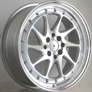 2015 New Fashion Car Alloy Wheel Rims pictures & photos